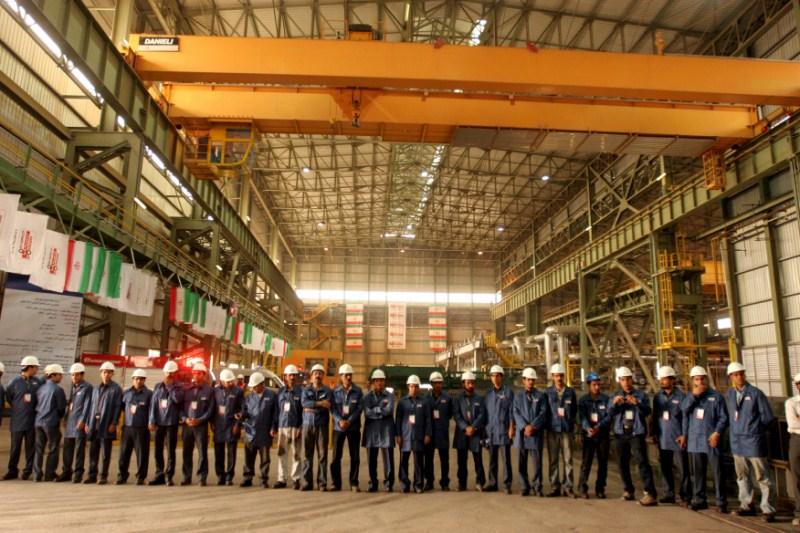 احداث کارخانه در خرداد 88