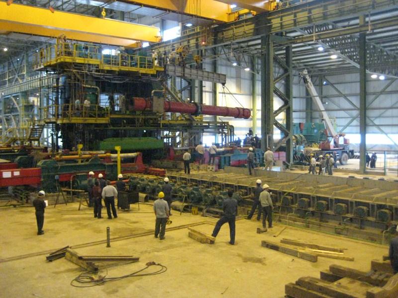 مراحل احداث کارخانه